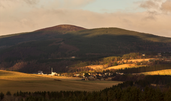 Local Attractions Strathspey Aberlour Scotland