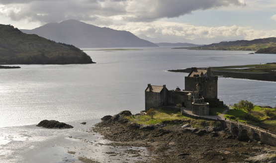 Scottish Castles Scotland Highlands